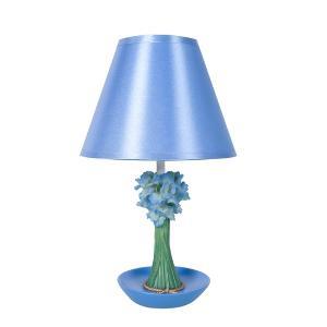 兰亭雅饰兰花桌上小台灯   家庭温馨装饰台灯床头灯   LT-16001
