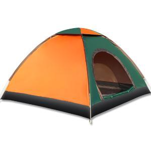 邦蒂三人自动帐篷加赠组5803
