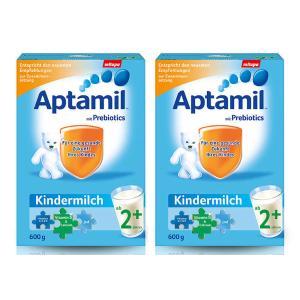 2件装-爱他美 (Aptami )婴儿配方奶粉2+段(1岁以上)600g