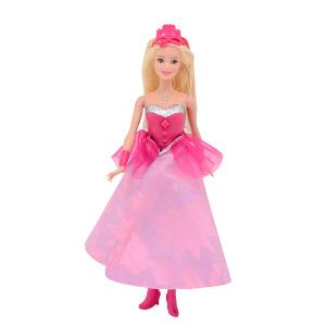 Barbie芭比娃娃非凡公主之超能力CDY61女孩玩具芭比娃娃礼品