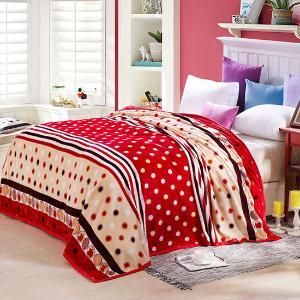VIPLIFE毛毯 青春时尚休闲毯 午睡沙发毯子【青春有约1.5M】