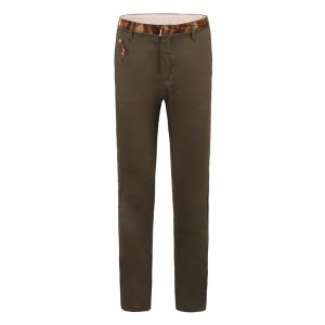 皇家棕榈马球俱乐部 男士休闲长裤中腰直筒休闲裤 83513107