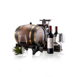 欧斯特臻品橡木桶葡萄酒套组