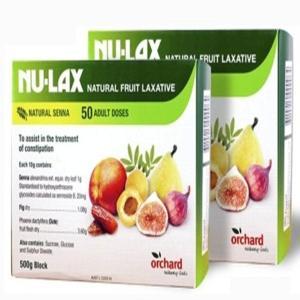 nu-lax乐康膏500g澳洲果蔬膏防便秘膳食纤维清肠排毒养颜