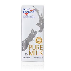 新西兰原装纽仕兰牛奶白金版