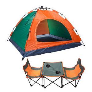 邦蒂自动速开帐篷座椅组合