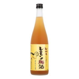 纪州柠檬梅酒(日本原装720ml)