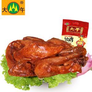 大午柴公鸡500克河北保定特产真空包装清真肉类熟食小吃美食