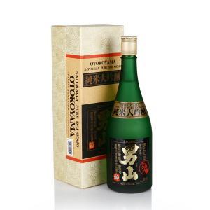 男山纯米大吟酿清酒(日本原装720ml)