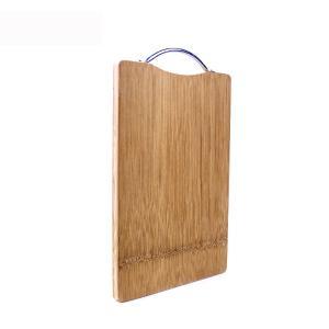 龙之艺厨房家用菜板水果砧板整竹切菜板实木长方形案板刀板zz-001