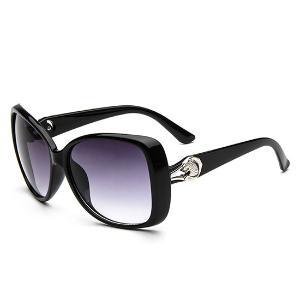缦缦集 新款时尚猎豹女潮欧美复古太阳眼镜墨镜防紫外线