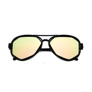 缦缦集 新款多边形韩版太阳镜 时尚潮流太阳眼镜百搭炫彩反光墨镜