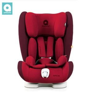 英国apramo安途美eros汽车用儿童安全座椅9个月-12岁Isofix可躺