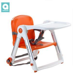英国apramo安途美flippa儿童餐椅多功能便携可折叠宝宝吃饭餐桌椅