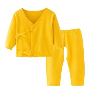 班杰威尔婴儿装男女宝宝套装针织衫空调衫纯棉薄款小毛衣开衫