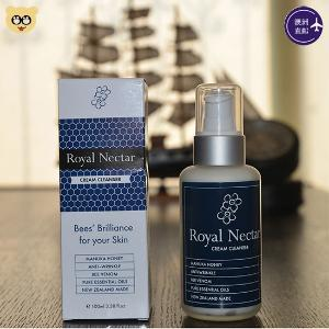新西兰Royal Nectar 皇家蜂毒洁面乳 100ml