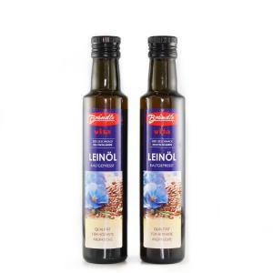 德国布兰德勒亚麻籽油250ml*2