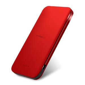 MIPOW 手机移动电源 7000毫安  便携超薄充电宝自带苹果线