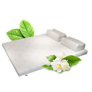 卡帝拉7.5cm进口乳胶床垫1.8