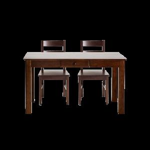 YEATION唐宁街桌椅组合(1桌4椅)