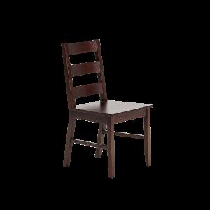 YEATION唐宁街系列实木餐椅(两把)