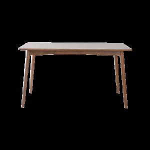 原素系列实木餐桌(双色)