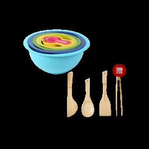 黑凤梨 Multi-use彩虹八件套