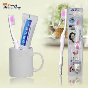 賓王創意時尚型牙刷 6支裝