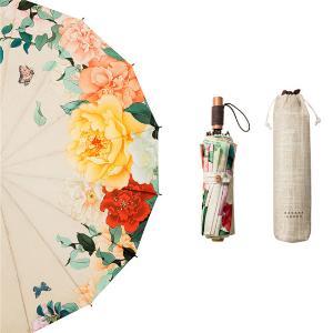 BANANAUNDER蕉下江南系列防四季彩紫外線防曬傘遮陽晴雨傘折疊女