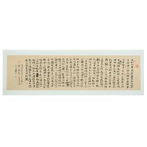 中国当代书画十大名作