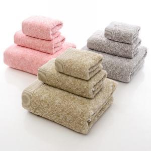 迪穆毛浴巾四件套/DM-3005
