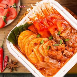 小龍坎方便火鍋番茄牛腩版