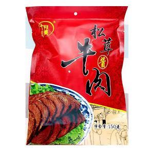 十月美松茸醬牛肉美味組