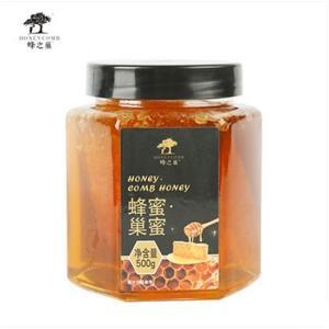 蜂之巢零添加大块超厚蜂巢蜜