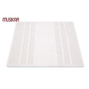 泰国MUSIKAR乳胶床垫暖心1.8
