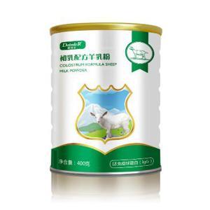 原产直供稀缺羊初乳奶粉养生组