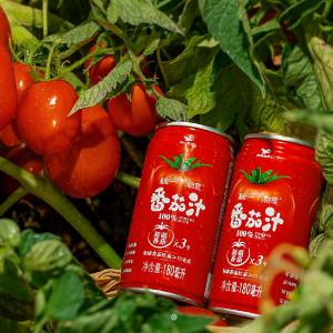 统一怡赏番茄汁健康组