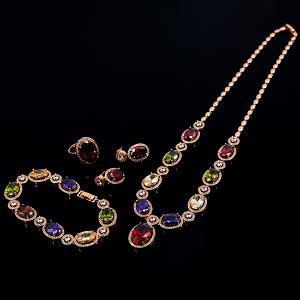 千年珠宝流光溢彩奢华套组